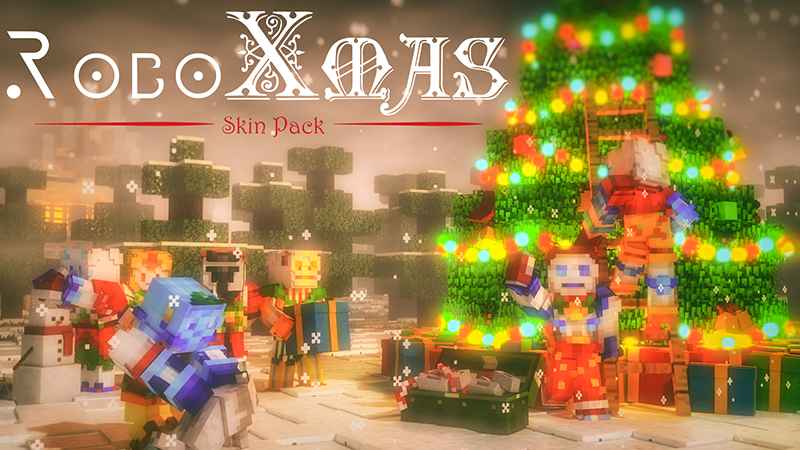 RoboXmas on the Minecraft Marketplace by LinsCraft