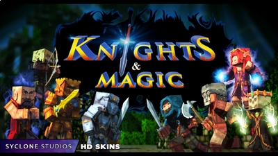 Knights  Magic on the Minecraft Marketplace by Syclone Studios