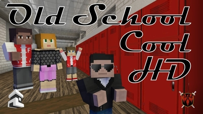 Old School Cool HD on the Minecraft Marketplace by Project Moonboot