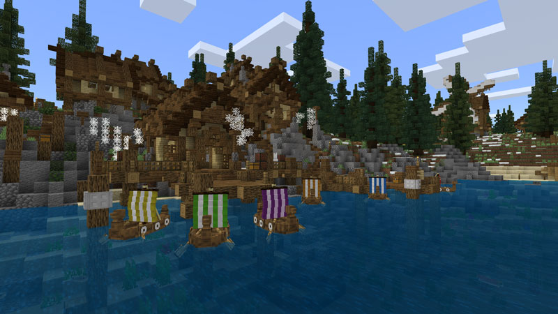 Viking Adventure on the Minecraft Marketplace by Norvale