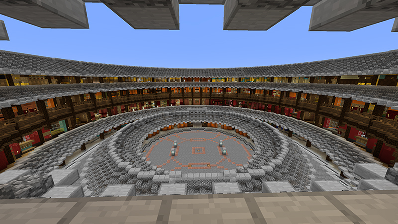 House of the Hakkas on the Minecraft Marketplace by LinsCraft