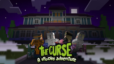 The CURSE  A Spooky Adventure on the Minecraft Marketplace by 57Digital