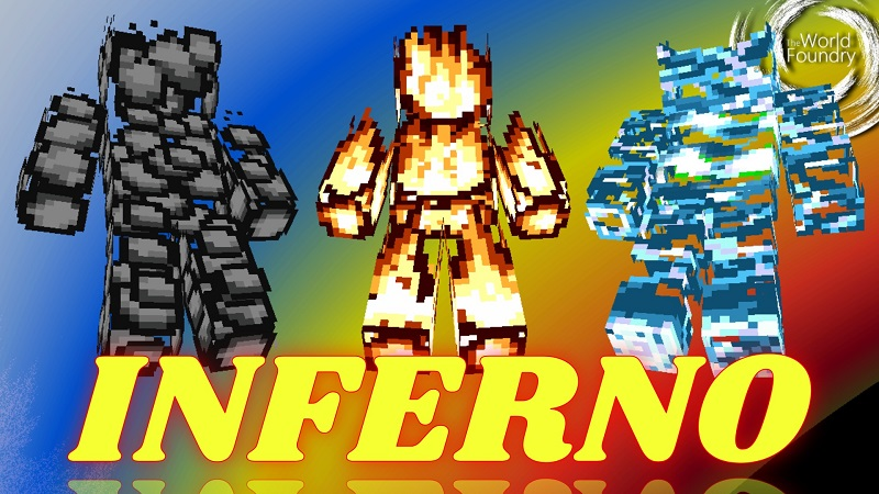 Inferno on the Minecraft Marketplace by The World Foundry