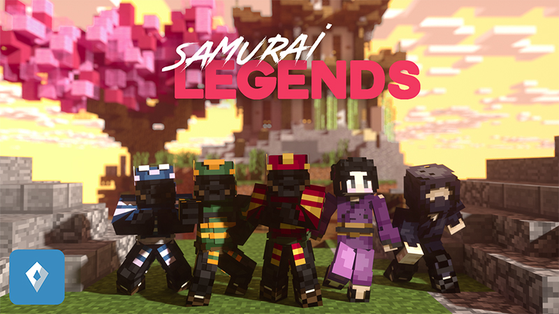 Samurai Legends on the Minecraft Marketplace by Sapphire Studios