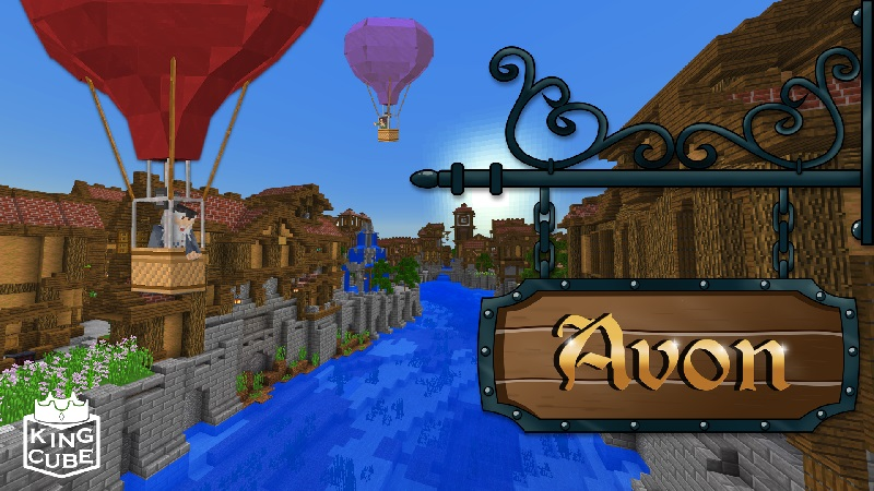 Avon on the Minecraft Marketplace by King Cube