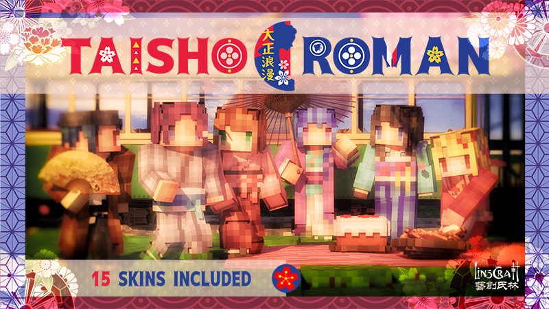 Taisho Roman on the Minecraft Marketplace by LinsCraft