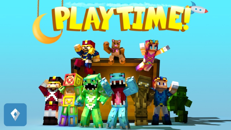 Playtime on the Minecraft Marketplace by Sapphire Studios