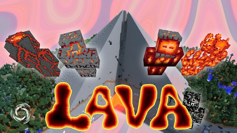 LAVA on the Minecraft Marketplace by The World Foundry