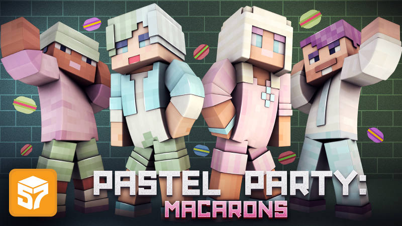 Play Pastel Party: Macarons