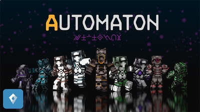 Automaton on the Minecraft Marketplace by Sapphire Studios