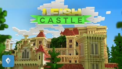 Leish Castle on the Minecraft Marketplace by Sapphire Studios