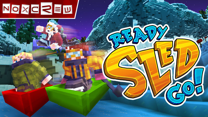Ready Sled Go on the Minecraft Marketplace by Noxcrew