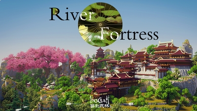River Fortress on the Minecraft Marketplace by LinsCraft