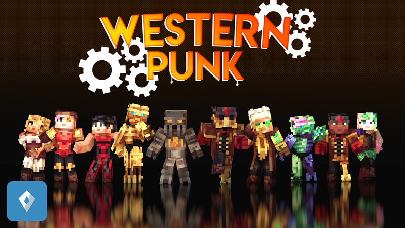 Western Punk on the Minecraft Marketplace by Sapphire Studios