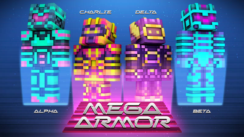 Play MEGA ARMOR
