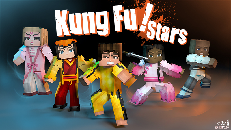 Kung Fu Stars on the Minecraft Marketplace by LinsCraft