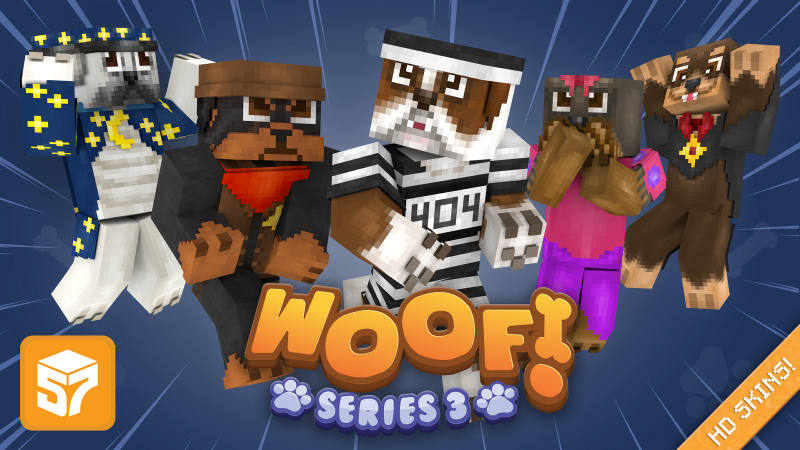 Play Woof! Series 3