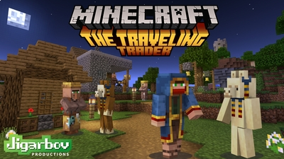 The Traveling Trader on the Minecraft Marketplace by Jigarbov Productions