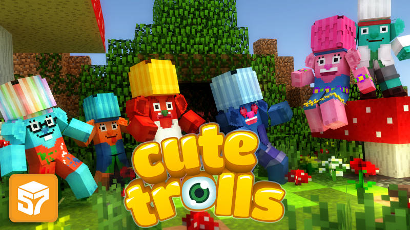 Play Cute Trolls