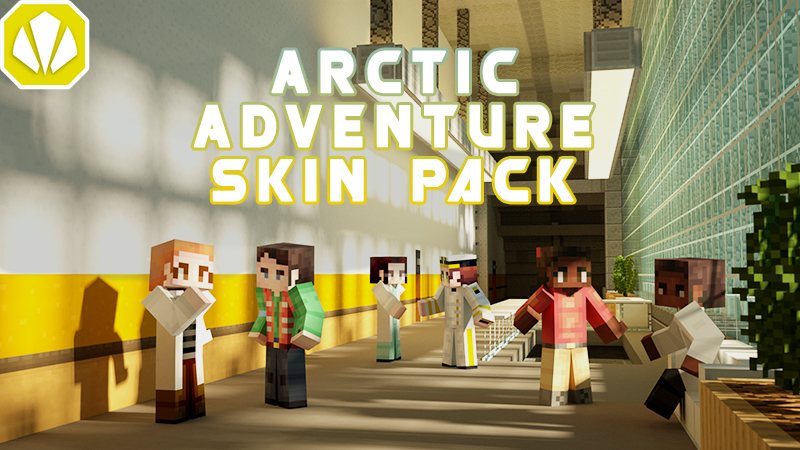 Arctic Adventure Skin Pack on the Minecraft Marketplace by Shapescape