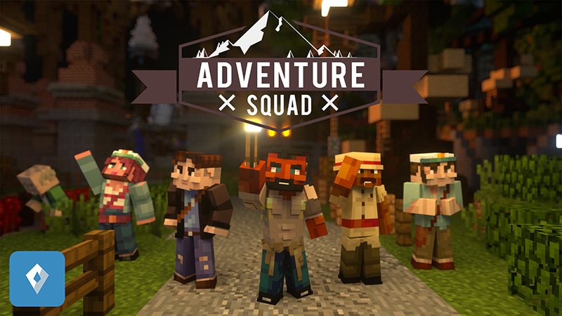 Adventure Squad on the Minecraft Marketplace by Sapphire Studios