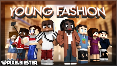 Young Fashion on the Minecraft Marketplace by Pixelbiester