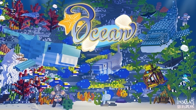 Ocean on the Minecraft Marketplace by LinsCraft